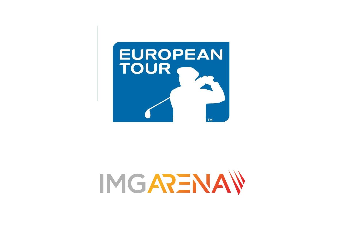 European Tour and IMG Arena announce data distribution partnership