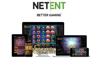 NetEnt - Golden Grimoire
