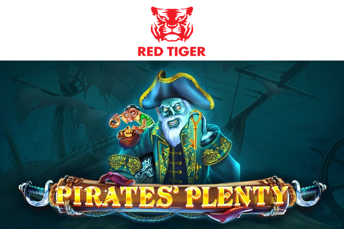 Red Tiger releases Pirates' Plenty slot
