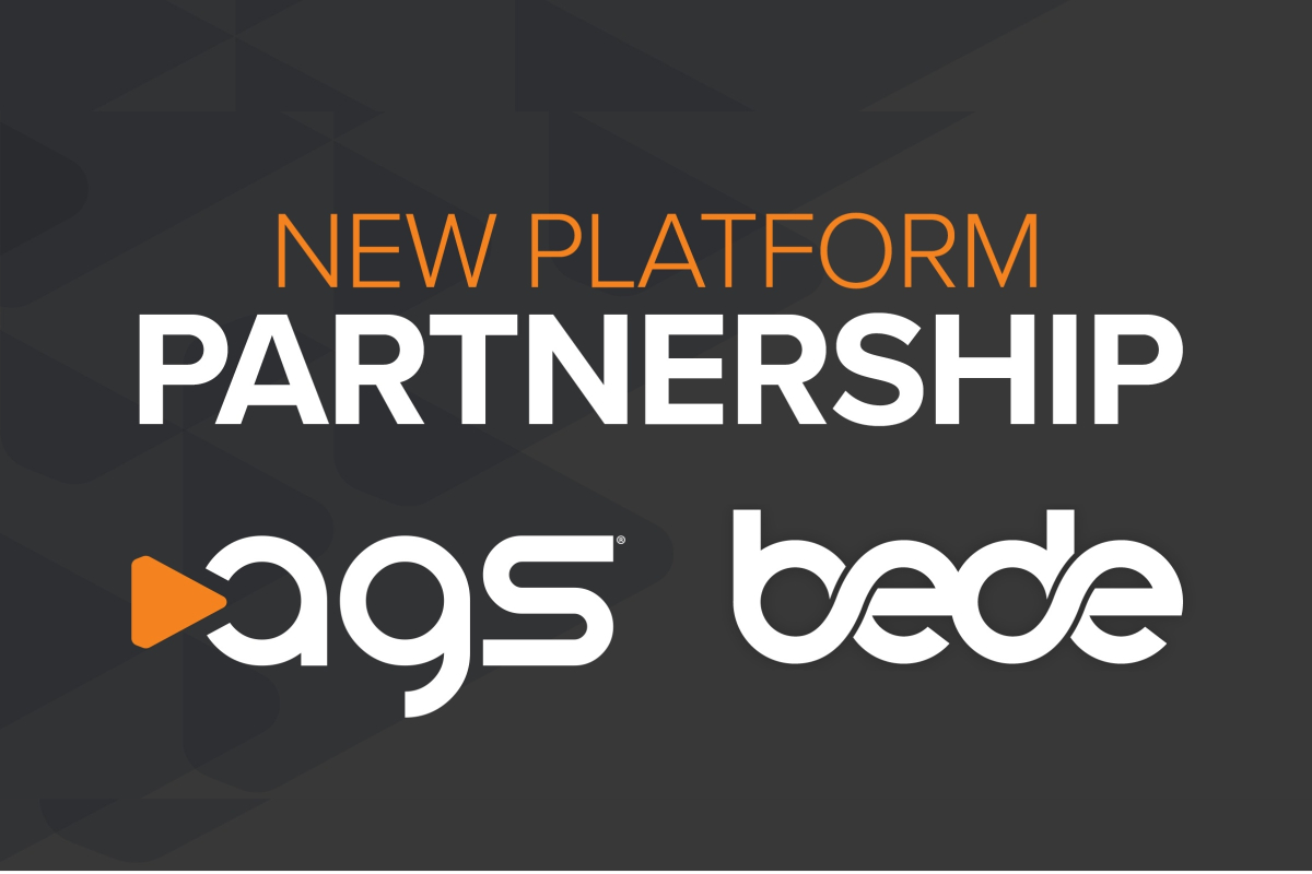 AGS Interactive announces content partnership with online gaming leader Bede Gaming