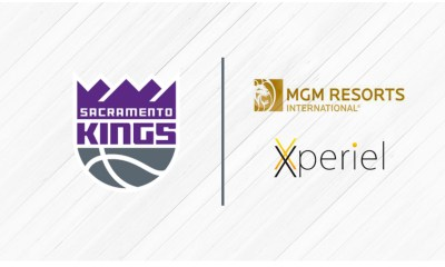 Sacramento Kings Partner with MGM Resorts and Xperiel