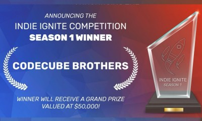 CodeCube Brothers Earns $50,000 Prize in First Mobile eSports Indie Developer Contest