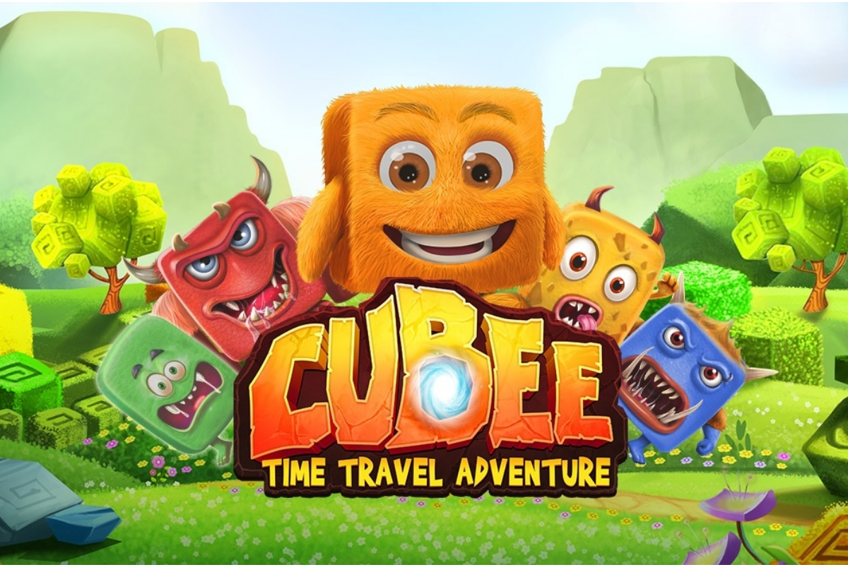 Check Out RTG's Strangest Game Ever: Cubee