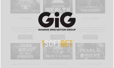 iSoftBet inks brand-wide GiG content deal