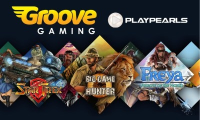 GrooveGaming partners with PlayPearls