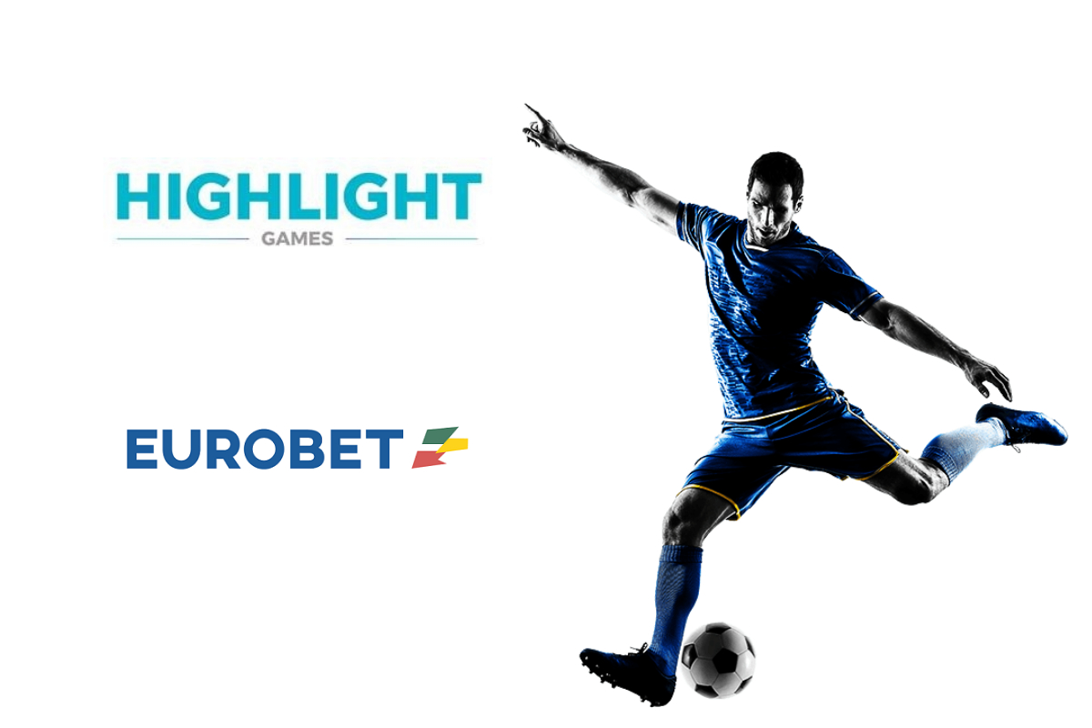 "Highlight Games ""Real"" Football Virtual Sports Launching With Eurobet In Italy"