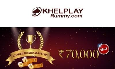 Khel Group Announces Leader Board Masters Offer