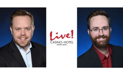 Live! Casino & Hotel Advances Leadership Team With Strategic Appointments In Finance And IT Departments