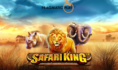 Pragmatic Play's Latest Release: Safari King