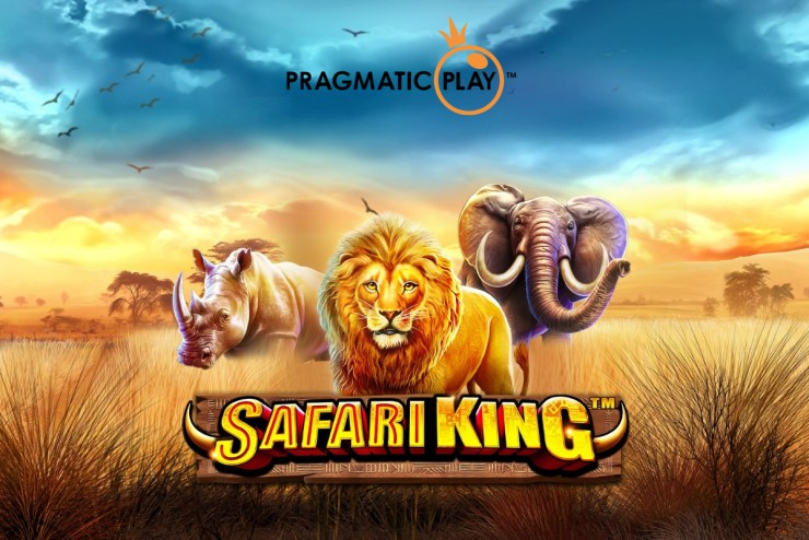 Pragmatic Play's Latest Release: Safari King