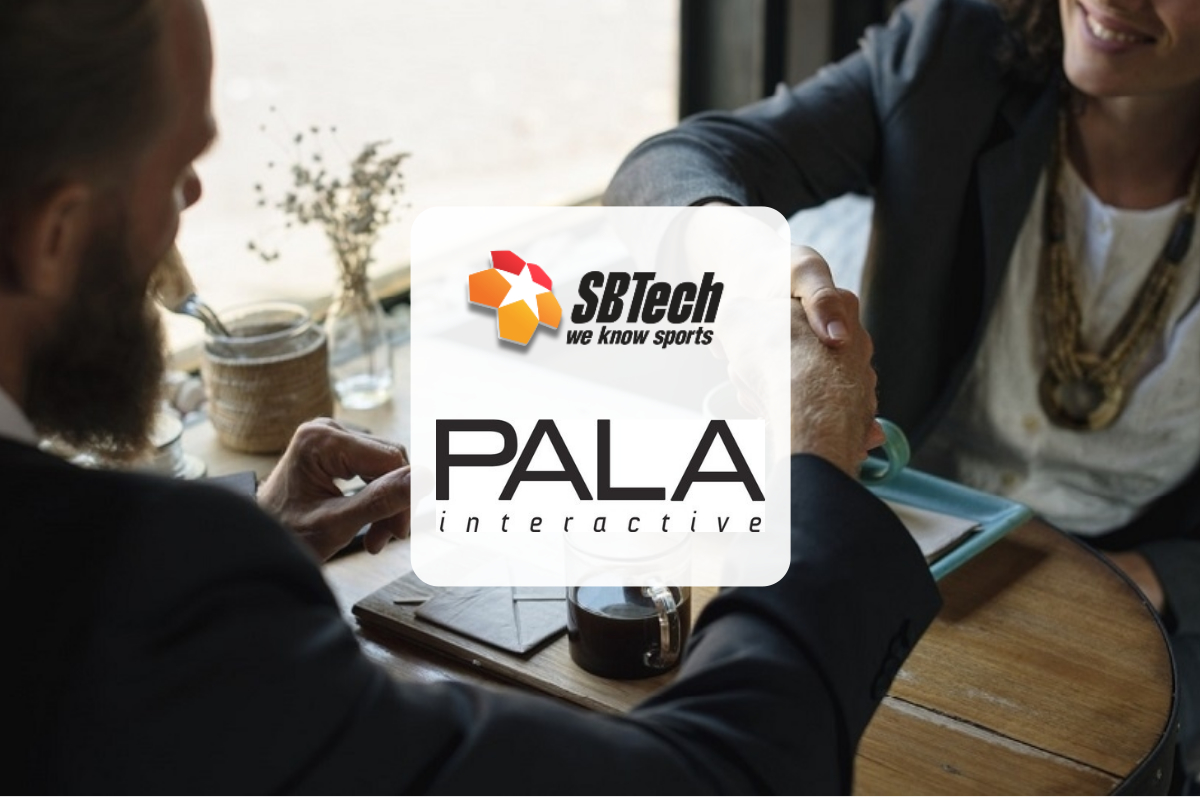 SBTech signs Pala Interactive partnership