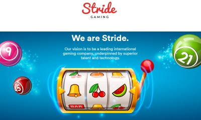 Stride Gaming integrates Red Tiger's slots