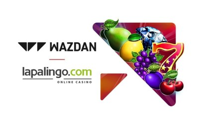 Wazdan goes live with Rabbit Entertainment´s Lapalingo casino