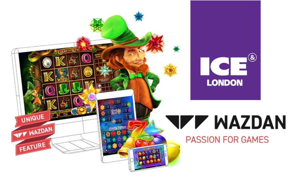 Wazdan surprise exhibition attendees with seven new games