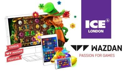 Wazdan with seven new games