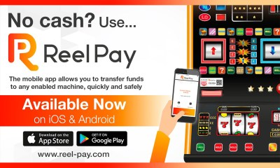 ReelPay - The secure mobile payment app for gaming machines