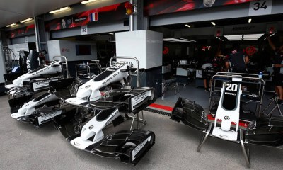 SportPesa signs partnership with F1 team Racing Point