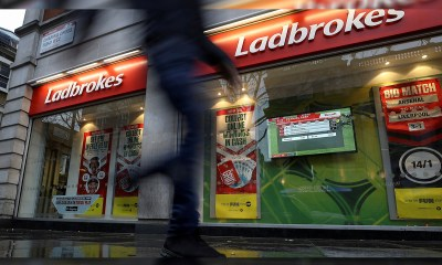 Ladbrokes owner GVC bets on US growth