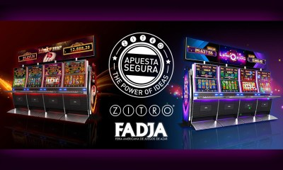 Zitro to showcase new games at FADJA Colombia