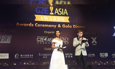 AGA Announces details for 2019 G2E Asia Awards