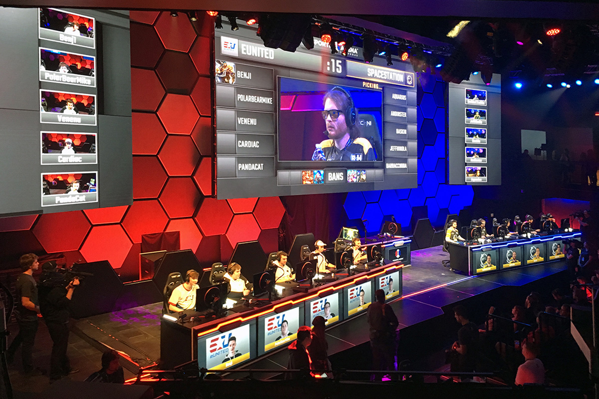"""Allied Esports launches Original Event Series """"Day One"""""""