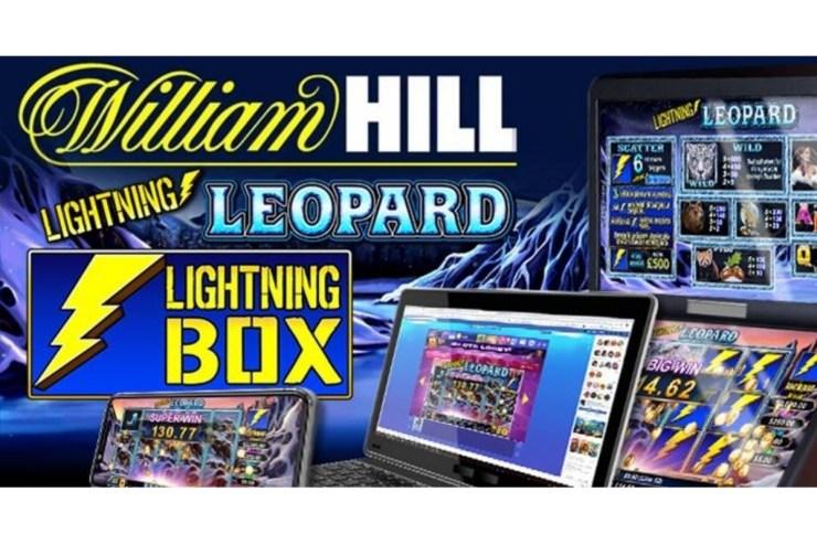 Lightning Box - Lightning Leopard