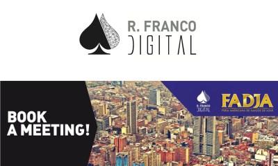 R. Franco Digital to showcase global gaming solutions at FADJA