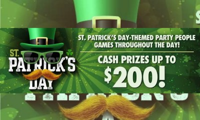 Find Your Pot Of Gold At Barona Resort & Casino On St. Patrick's Day