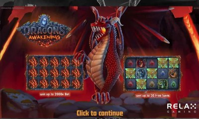 Relax Gaming with Dragons' Awakening