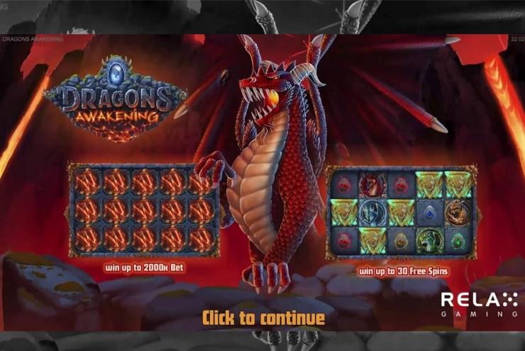 Relax Gaming with Dragons' Awakening