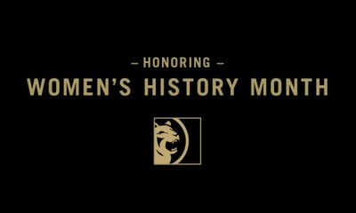 MGM Resorts commemorates Women's History Month with new lioness logo