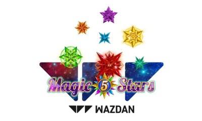 Wazdan - Magic Stars 5
