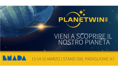Planetwin365: the new entertainment planet visible at Enada Primavera