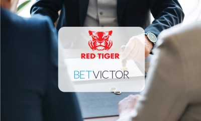 Red Tiger goes live with BetVictor
