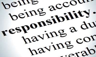 Time to take responsibility
