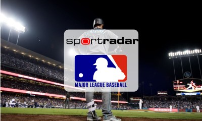 MLB and Sportradar Announce Official Exclusive Global Partnership