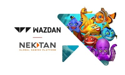 Nektan enhances its content distribution offering with Wazdan
