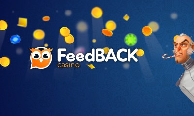FeedBACK Casino launches as the industry's first casino comparison site