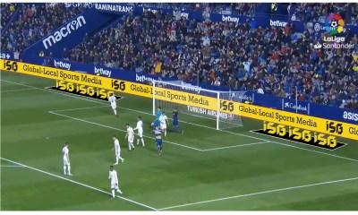 ISG secure La Liga virtual advertising rights