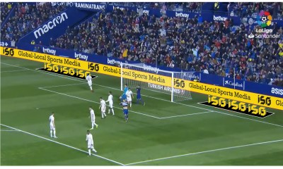 ISG secure La Liga virtual advertising rights