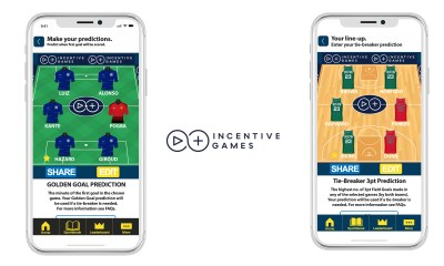 Incentive Games: New Products Release