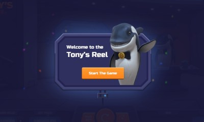 True Flip re-imagines wheel of fortune in its new Tony's Reel