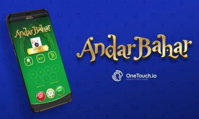 OneTouch unveils world-first mobile portrait Andar Bahar game