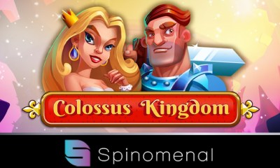 Colossal game launch by Spinomenal with Colossus Kingdom