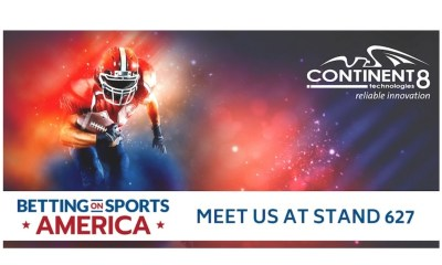 Continent 8 to exhibit at BOSA 2019