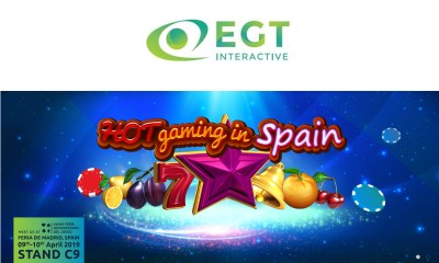 EGT Interactive is heading to another hot destination - Madrid Exhibition