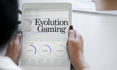 Evolution Gaming - INTERIM REPORT FOR JANUARY-MARCH 2020