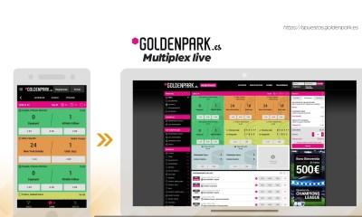 Goldenpark.es switches to Sportnco platform