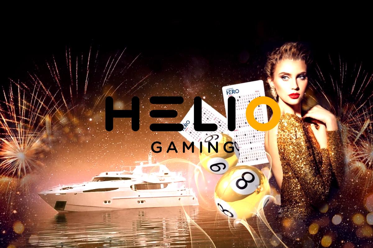 Helio Gaming Memenangkan Pemasok Lotere Penghargaan Starlet Tahun Ini