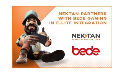 Nektan continues B2B growth partnering with Bede Gaming